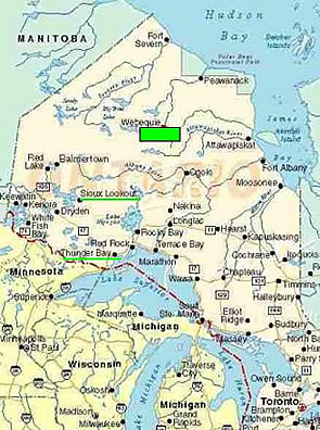 Provincial Map